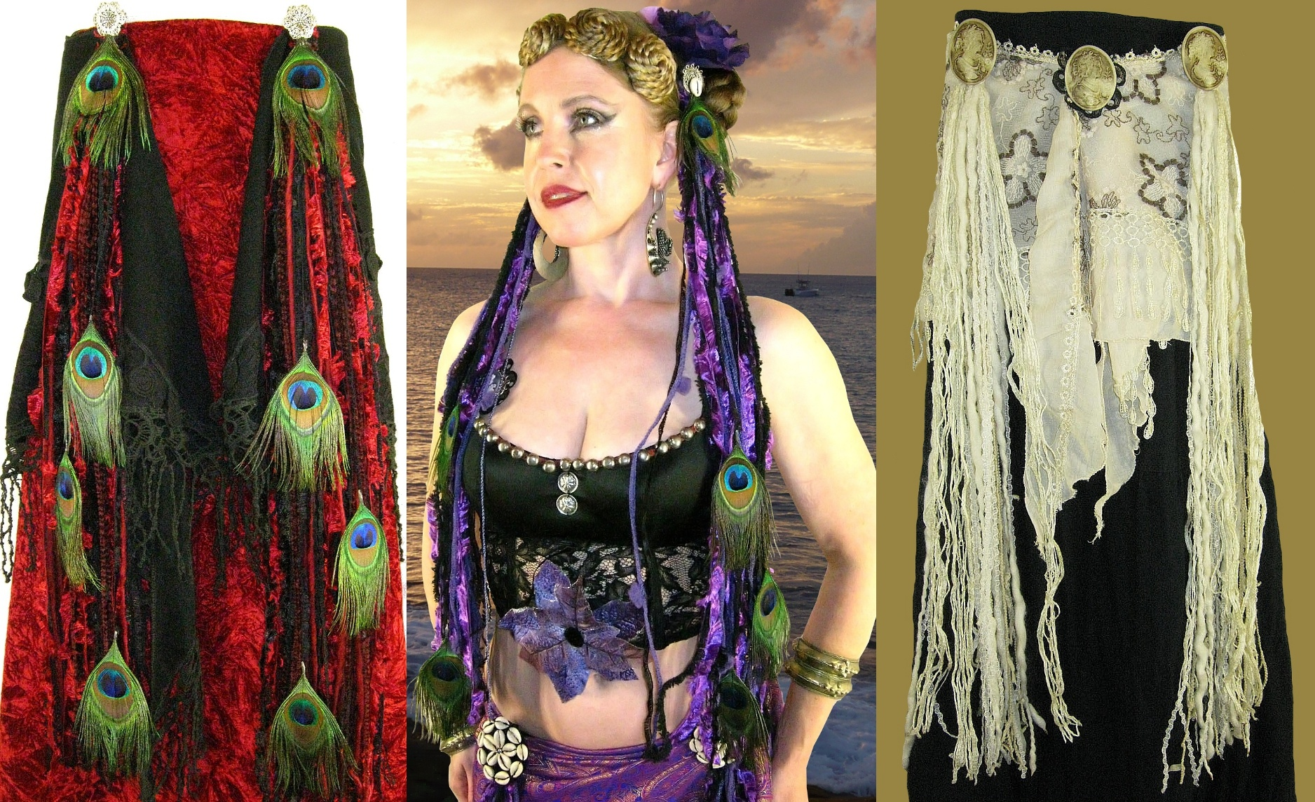 Belly Dance Costume Accessories