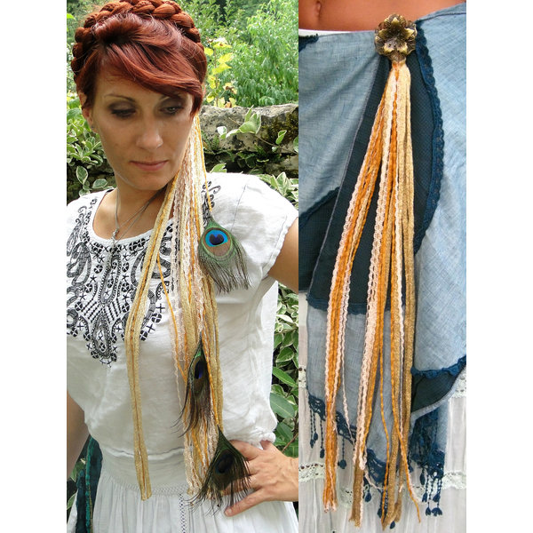 Gypsy Gold (Peacock) accessory