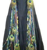 Fairy in Paradise peacock yarn falls