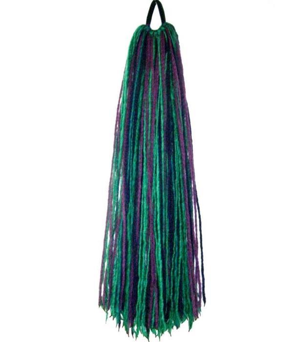Dread Fall Purple Peacock