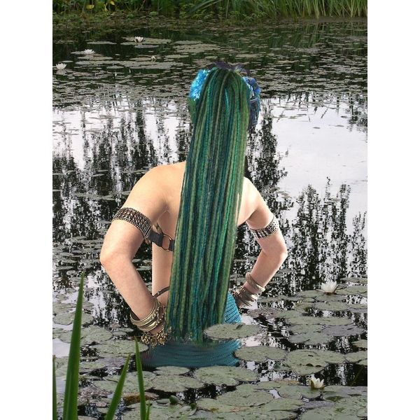 Forest Nymph Dreads