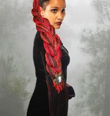 Witch Red Chestnut Dread Fall