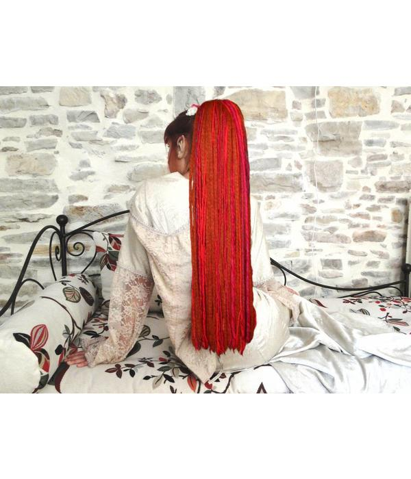 Fair Witch Red Dread Fall