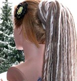 Dark Blonde Dread Fall