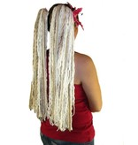 Fair Blonde Dread Fall