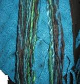 Mermaid belly dance yarn fall