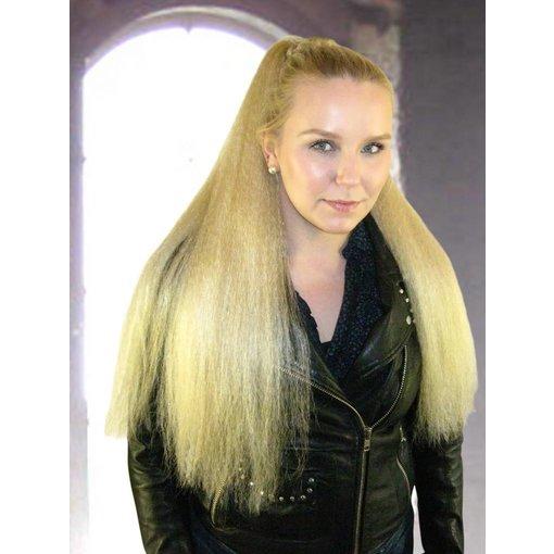 Goth & Fantasy Hair Fall M crimped
