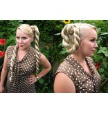 2 Hair Falls Size S, waves