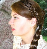 Elf Double Braid Headband
