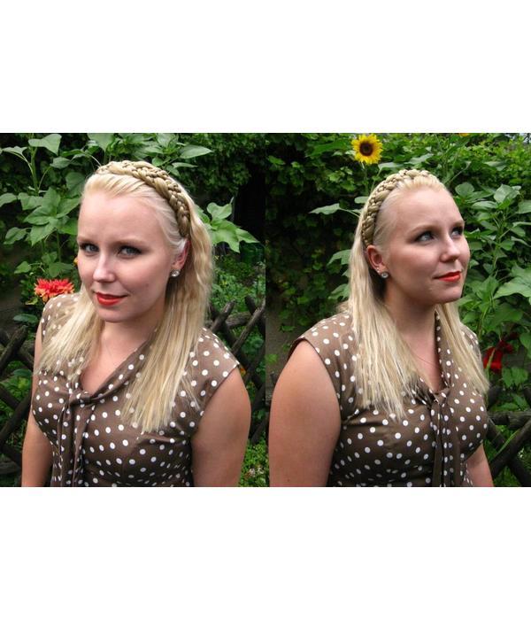 Headband Snow White, Large