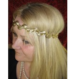 Braided Elf Headband, Small