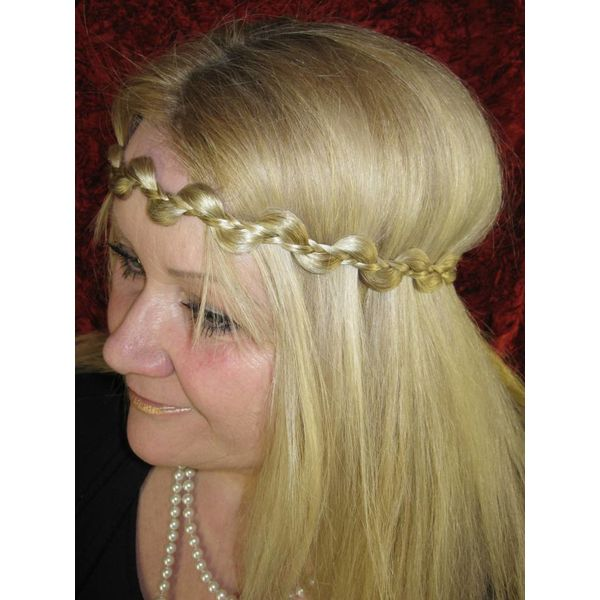Braided Elf Headband