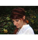 Double Braid Hairband, medium
