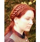 Braided Boho Headband, thicker braid