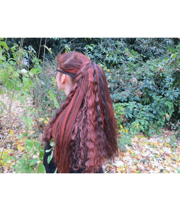 Goth Hair Fall Size M, wild style