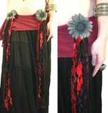 Red Passion Nostalgia gothic yarn fall