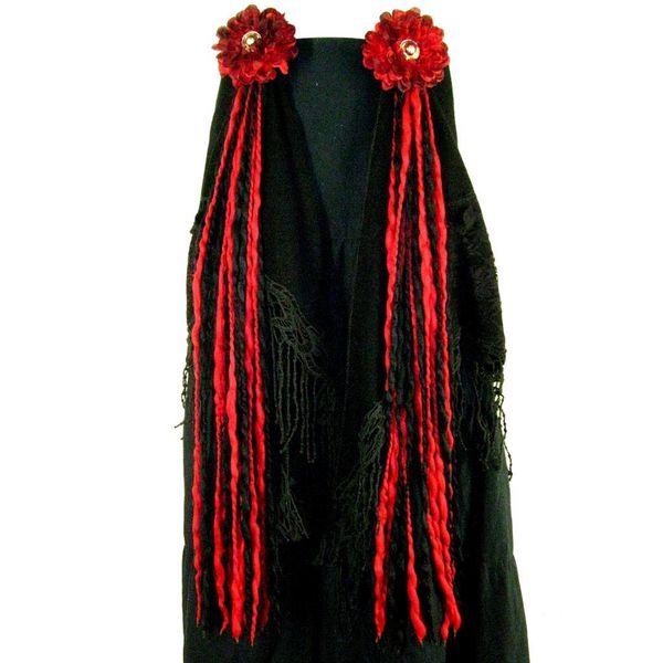 Vampirella yarn falls
