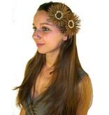 Gypsy Daisy Hair Flower 2 x