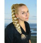 Braid/ Plait L size, crimped hair