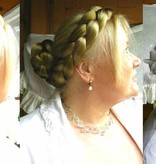 Braid/ Plait M extra size, crimped hair