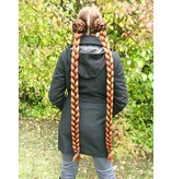 Braids/ Plaits 2x M extra size, crimped hair