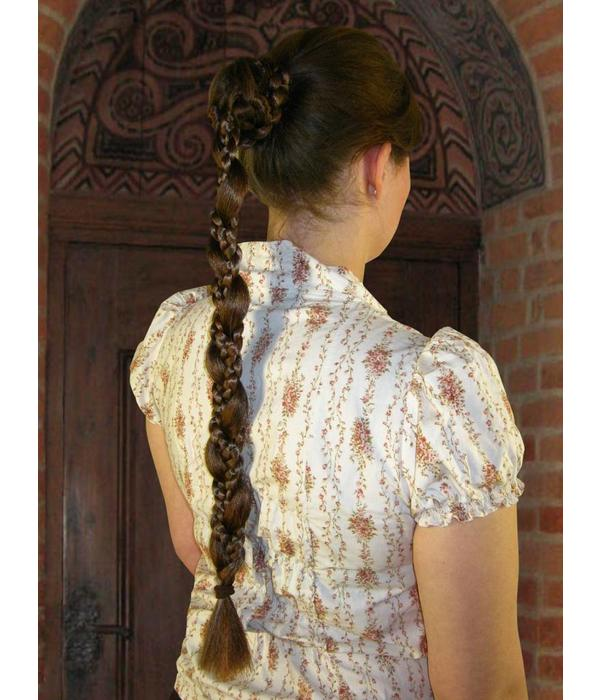 Snow White Braid