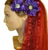 Purple Button Magnolia 2 x