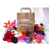 Flower Power Grab Bag/ Surprise Bag Deluxe