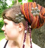 Gypsy Hair Flower