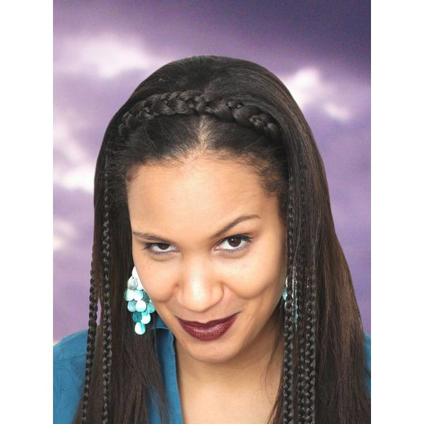 Braided Countess Headband