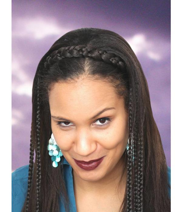 Braided Countess Headband