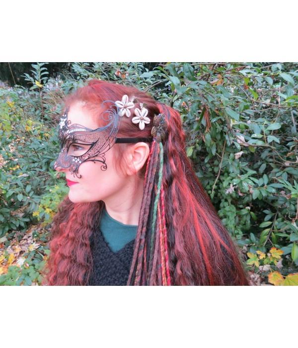 Dark Gypsy Spirit Dreads Hip & Hair Tassel