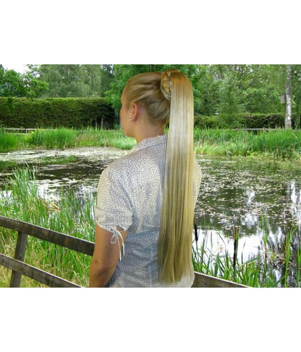 Hair Fall Size L, straight - fair blonde, colors 613/22/1001/27