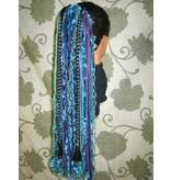 Braid Extensions for yarn & dread falls