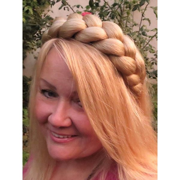 Braid Hairband Gretel XXL