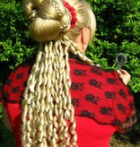 Club curls extensions Sissi/ Baroque style