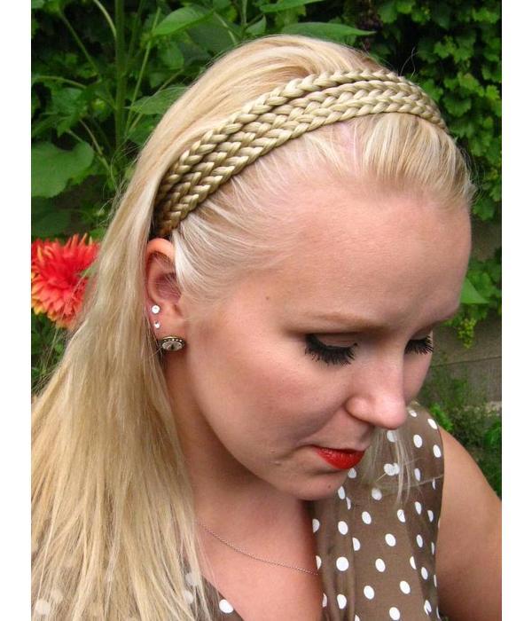 Triple Braid Headband - Colors 22 & 24