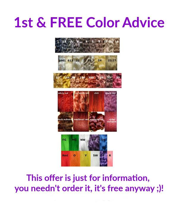 First photo color consulting, FREE