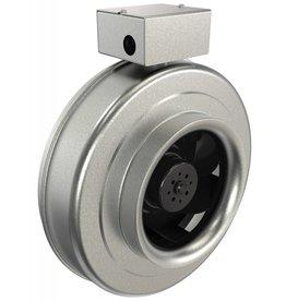 Fantech Fantech FG EC Series, Inline Centrifugal Duct Fan, EC Motor (120V), Metal Housing, W/Cord
