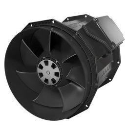 Fantech Fantech Revolution Vector EC, Inline Mixed Flow Duct Fan, Molded Housing, W/Cord