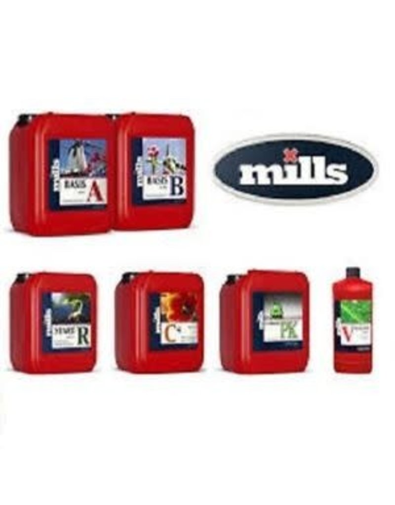Mills Nutrients Mills Package 20L