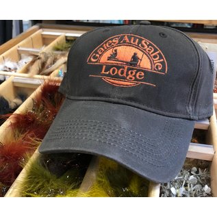 Gates Lodge Logo Wax Dipped Hat