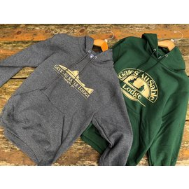 Gates Lodge Logo Hoody