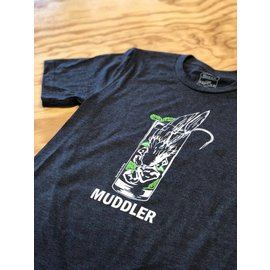 Bread Hole Fly Fishing Muddler T-Shirt
