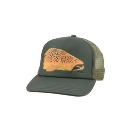 Simms Fishing Simms Kype Jaw Trucker Hat