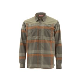 Simms Fishing Simms Black's Ford Flannel Shirt