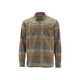 Simms Fishing Simms Black's Ford Flannel Shirt