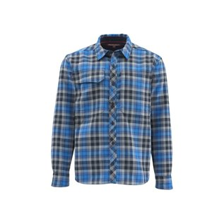 Simms Fishing Simms Guide Flannel Shirt