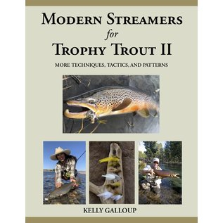 Anglers Book Supply Modern Streamers for Trophy Trout II