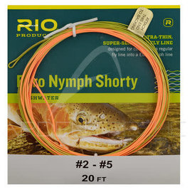 Rio Rio Euro Nymph Shorty